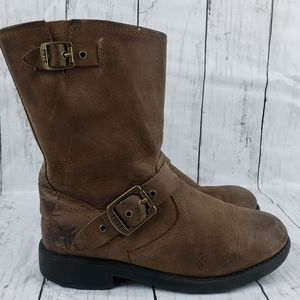 FRYE 97502 Engineer Pull On boots